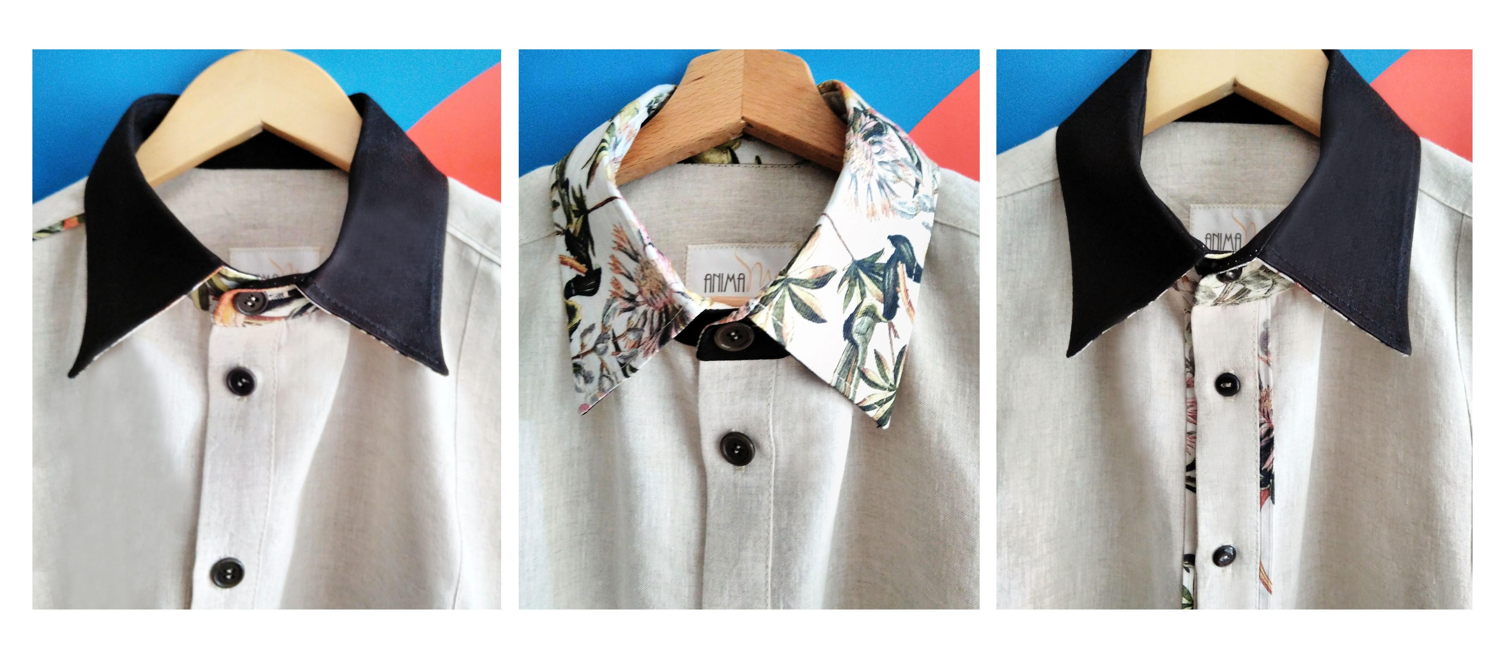 Anima M. Men's fashion