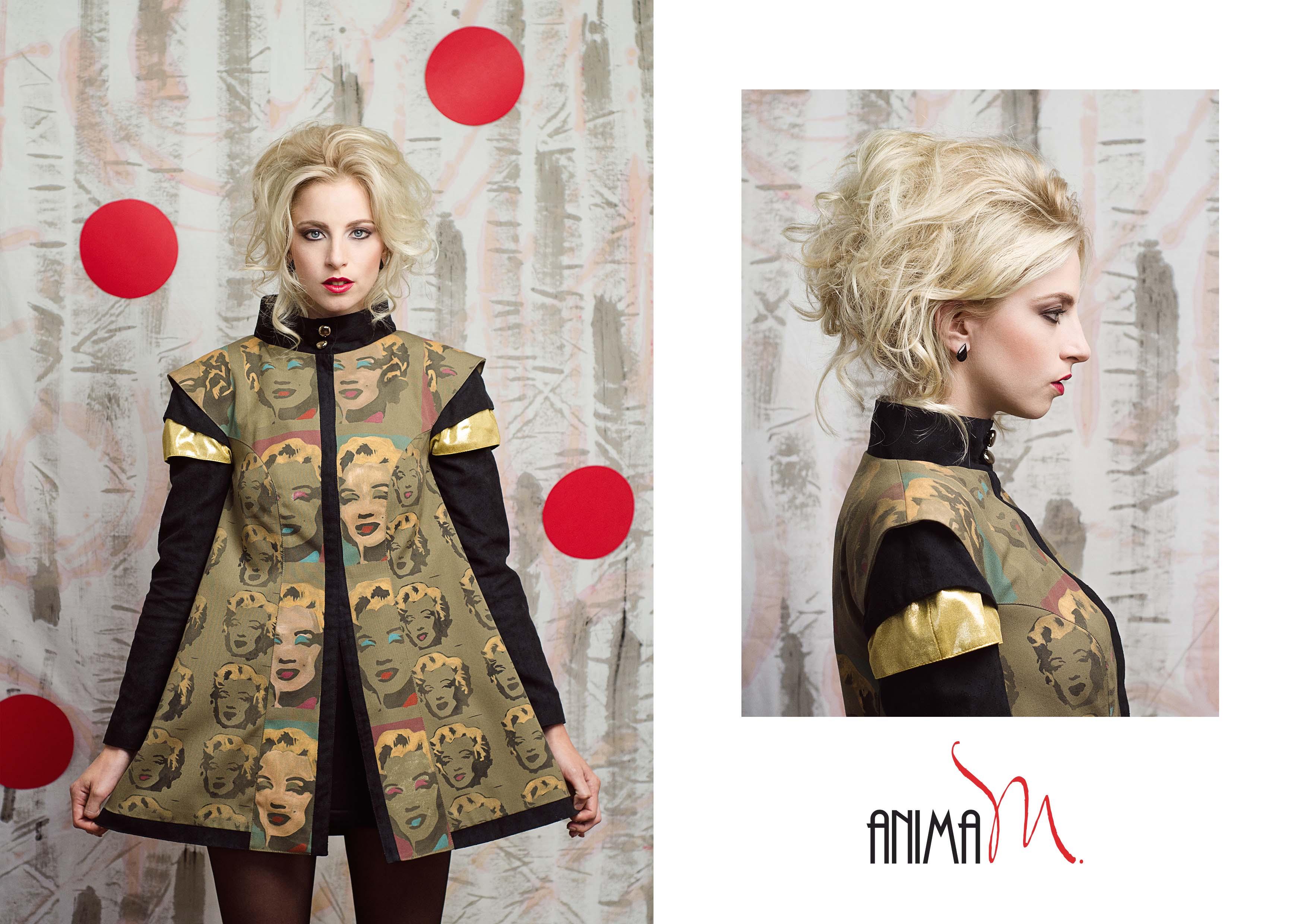 Anima M. - POP ART ON CATWALK collection 2
