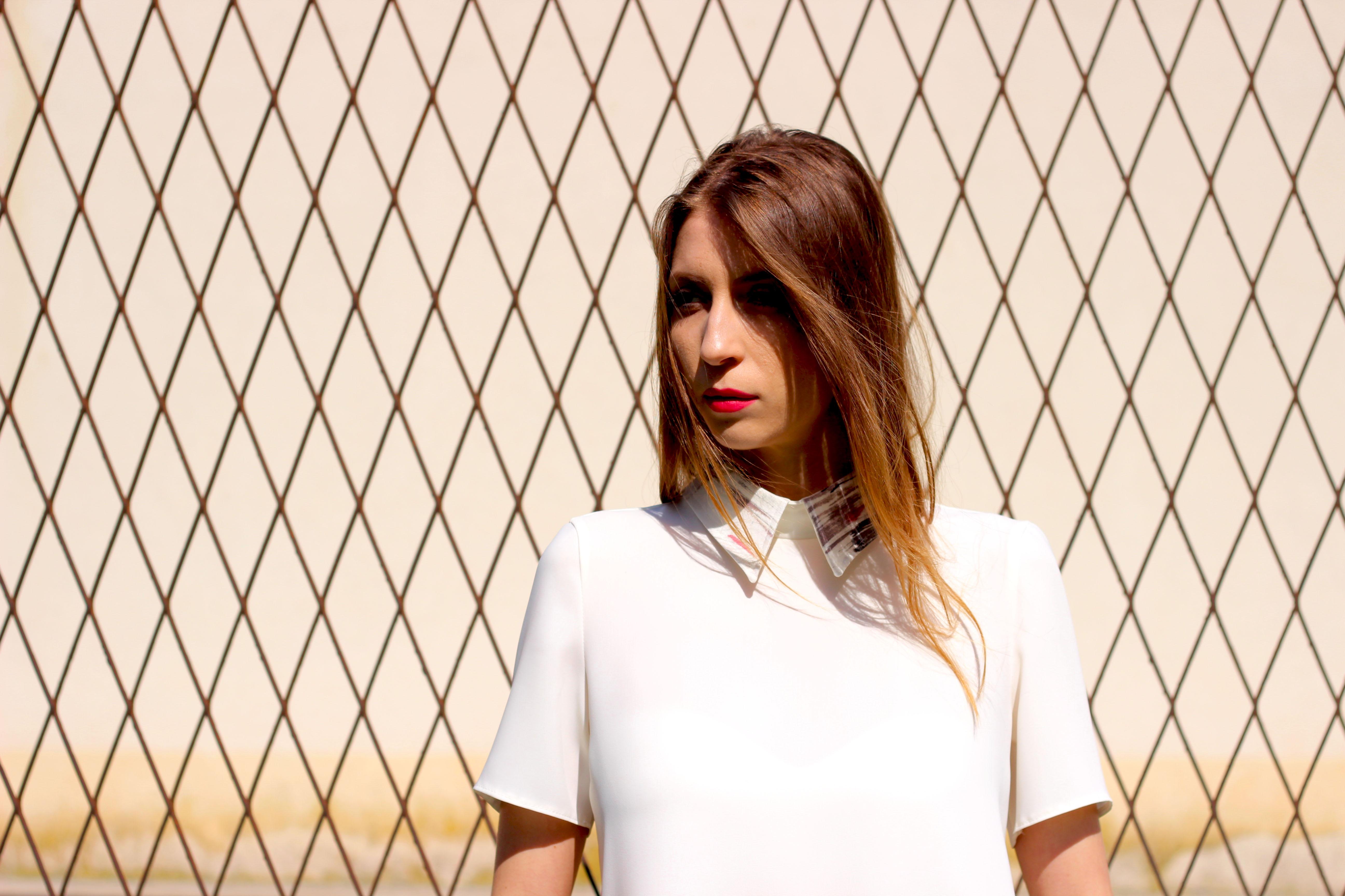 Anima M. fashion collars