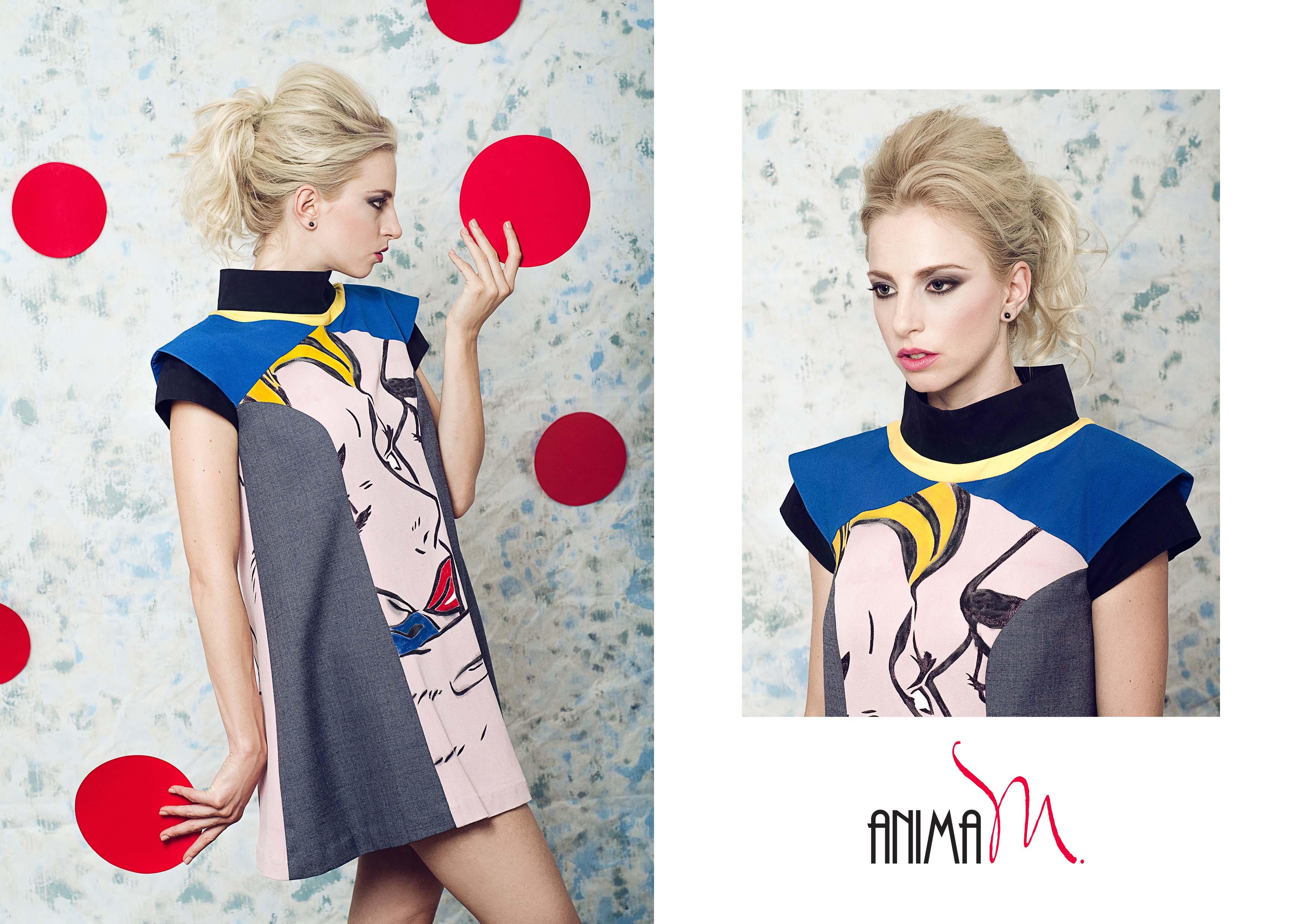Anima M. - POP ART ON CATWALK collection 6